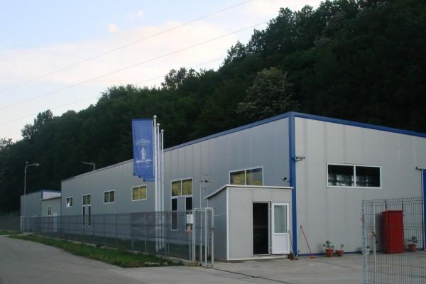 Fabrica Perenna din localitatea Călina