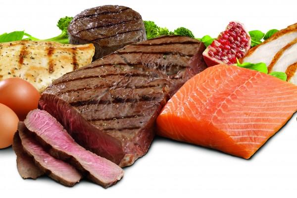 Alimente cu un conținut bogat de proteine