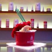 Îngheţată cu arome şi ingrediente exclusiv naturale disponibilă în Bucureşti şi Cluj