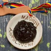 Magiunul de prune Topoloveni, desertul natural de care se pot bucura și diabeticii