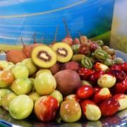 Banana nordului, kiwi-ul și curmalul chinezesc: fructele exotice care cresc și în România