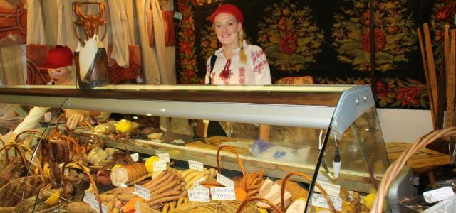 Porumbel și prepeliță coaptă și afumată, lactate nepasteurizate, cașcaval nesărat sau brânză cu negrilică: bunătățile românești care așteaptă să fie savurate la Indagra 2015