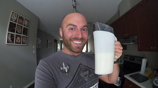 cana pentru laptele la punga