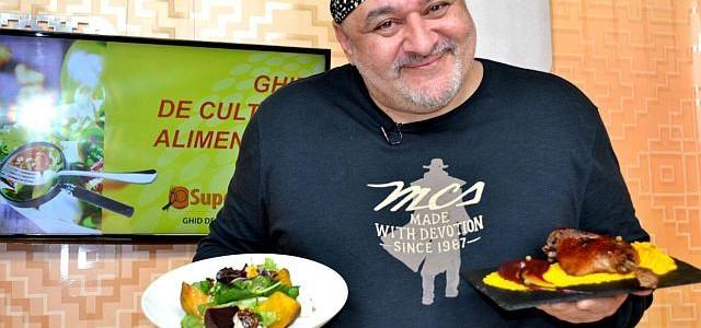 Video: Recomandarea lui Chef Sidia Sissoko – Rață confiată cu salată de sfeclă roșie și galbenă