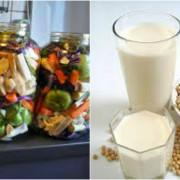 Surse naturale de probiotice, utile în post
