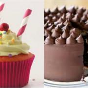 Tort de ciocolată și Cupcakes, recomandările Adore Cakes pentru Revelion