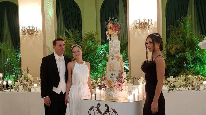 Tortul de la nunta Principelui Nicolae