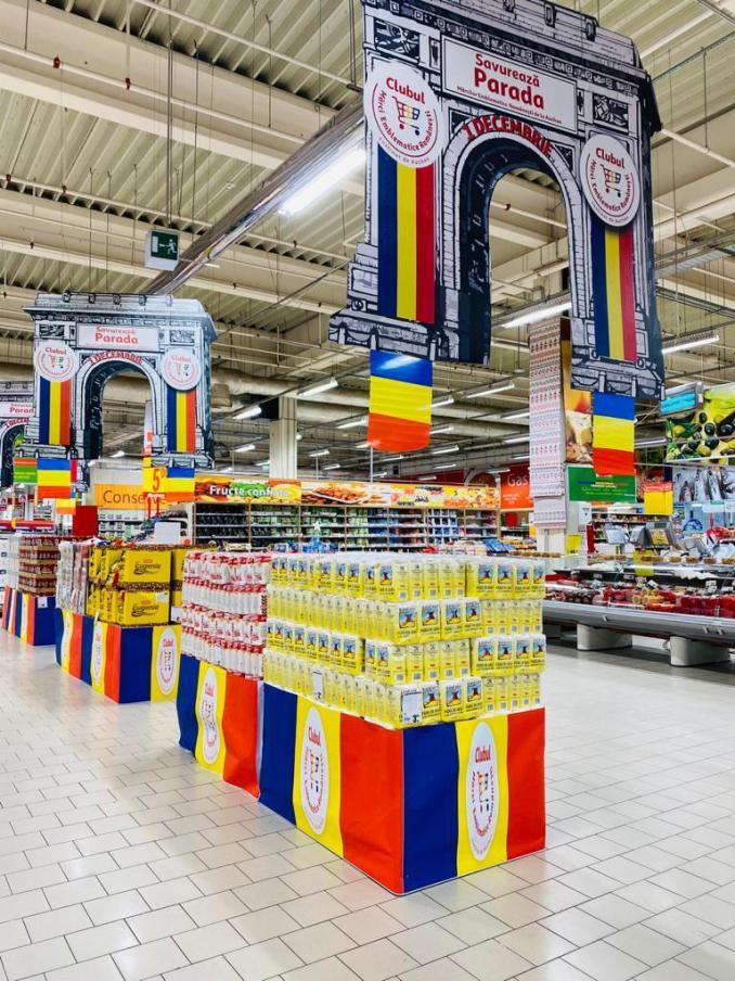 Auchan - Parada marcilor emblematice romanesti (2)