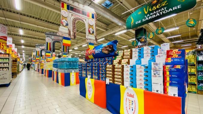Auchan - Parada marcilor emblematice romanesti (3)